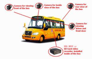 8CH 960h bewegliche Transport-Sicherheits-Videogerät