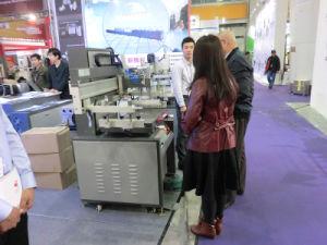 Doppia stampatrice verticale dello schermo del servomotore