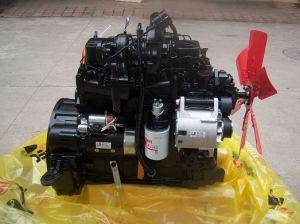 De Dieselmotor 4BTA3.9-C130 van de Techniek van de Reeks van Cummins B voor Opgravende Machines/Tractor