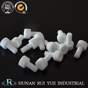 Componenti di ceramica della parte 99.6% dell'allumina dell'allumina della parte di ceramica di ceramica dell'isolamento