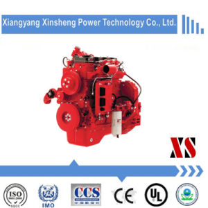 산업 건축을%s Qsb4.5-C160 전기 주지사 Dcec Cummins 디젤 엔진