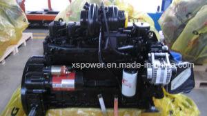 B190 33 190HP 140kw/2500rpm CumminsのトラックのコーチバスVechileのディーゼル機関