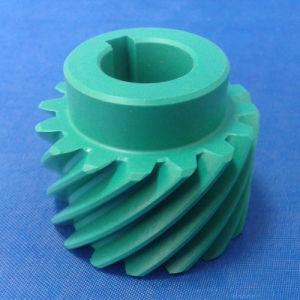 Het plastic Nylon Spiraalvormige Toestel van de Olie