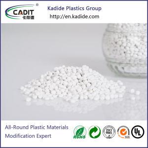 De hoge Materiële Hars PA66 Masterbatch van de PA van de Hardheid Plastic
