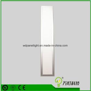 PF>0,9 2ftx4FT 100lm/W 4000K Plana de LED de luz para iluminação de escritório