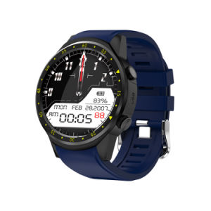 F1 Smart assista com bússola câmara remota GPS Bluetooth do cartão SIM