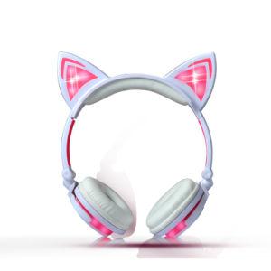 LEDライト白熱猫耳のヘッドホーンの革新的な新製品の傾向2018年