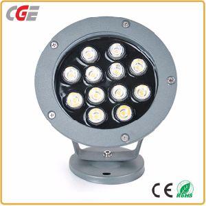 Indicatore luminoso del giardino di illuminazione di inondazione del LED 9With12With18With24With36With48W LED per la lampada di inondazione dell'indicatore luminoso LED del giardino del punto dell'indicatore luminoso di inondazione del LED