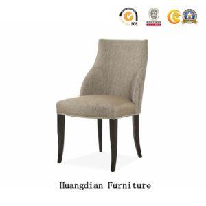 Nueva llegada de madera maciza sillas de comedor Cafetería Restaurante Café muebles (HD1104)