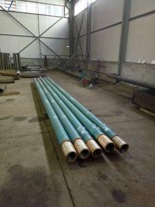 637 진흙 모터를 위한 Tricone 안내하는 석유 개발 드릴용 날