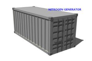 공기조화 창고와 가스 저장을%s 질소 발전기 시스템