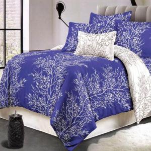 OEMの製造はMicrofiberの寝具の羽毛布団カバーを印刷した