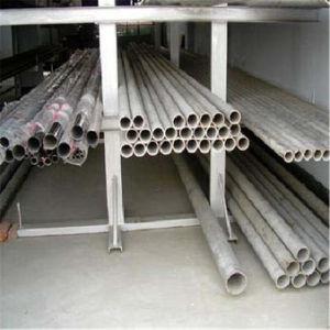 Gelast roestvrij staal/Naadloze Buis ASTM 316