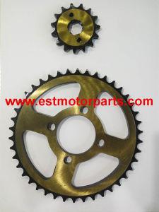 Roda Dentada de peças de motociclos