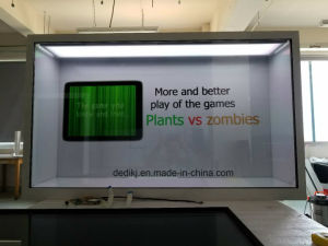 Dedi 65  디지털 Signage Touchscreen 투명한 LCD 디스플레이