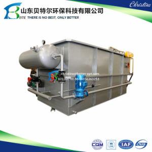 Il DAF si è specializzato nella separazione oleosa dell'acqua per lo stabilimento di trasformazione delle acque luride