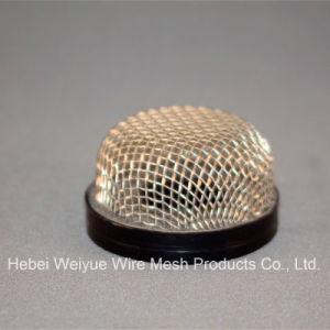 Корпус из нержавеющей стали обычной голландской тканый экран металлической проволоки сетка
