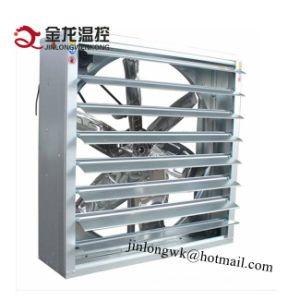 An der Wand befestigte Kasten-Ventilations-Kühlventilator für Geflügel-Haus-Bauernhof