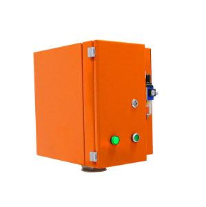 Séparateur de détecteur de métal de la machine industrielle