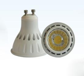Aluminiumfall GU10 LED Spot Light von COB 8W 650lm