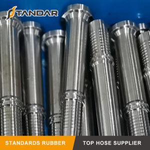 Versione rapida che coppia i montaggi di tubo flessibile idraulici inossidabili