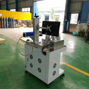 Lampadine della luce laser della fibra della Cina che contrassegnano macchina da vendere