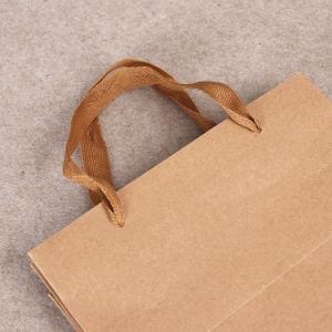 El papel de embalaje al por mayor de la bolsa de retícula Bolsa Bolsa de papel de RB1067