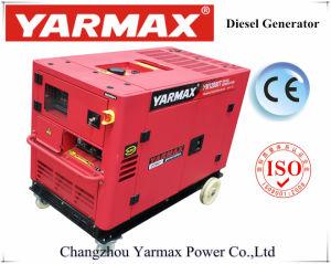 Yarmax trois Phase 10kw 10kVA Groupe électrogène Diesel avec moteur diesel de haute qualité et à long Ym12000t garantie Meilleur prix