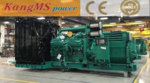 천연 가스 발전기 세트 발전소 1500kw 힘 가격 병원 발전기 백업 힘