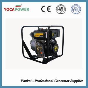 Pompa ad acqua potente del motore diesel di prezzi di inizio portatile poco costoso di ritrazione