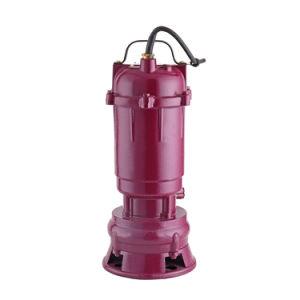Europa Bomba Flotante de 50mm 2pulgada de tubo de salida de la bomba eléctrica de las aguas residuales (wqd10-8-0.55f)