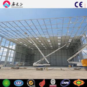 Heller Stahlkonstruktion-beweglicher Flugzeug-Hangar