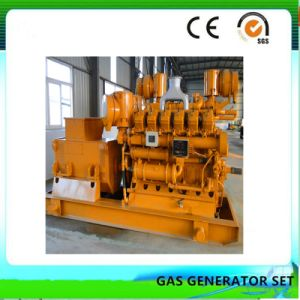 Silencio contenedor de gran potencia de 400 Kw generador de gas natural