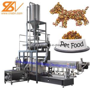 Grande capacidade de Cão Gato Peixes Pet Food equipamentos de máquinas