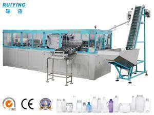 Máquina de insuflação de garrafas de plástico