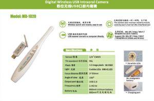 Hot Sale MD1020 numérique portable Intraoral dentaire caméra USB sans fil