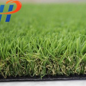 反紫外線景色の装飾の庭およびホームのための人工的な泥炭の草