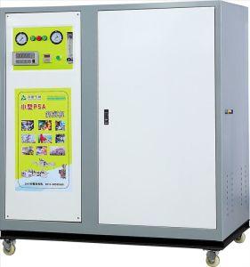 Preservação de alimentos gerador de nitrogénio para embalar alimentos