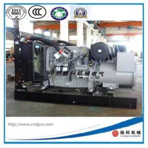 640KW/800kVA grupo electrógeno diesel Powered by motor Perkins (4006-23TAG3A)