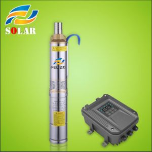 0.2-200m3/H 750Wの農業のための太陽浸水許容の動力を与えられた水ポンプ
