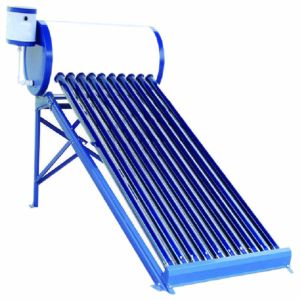 120liter太陽水漕の太陽熱湯ヒーター