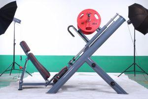 Forma fisica della strumentazione di ginnastica della pressa del piedino