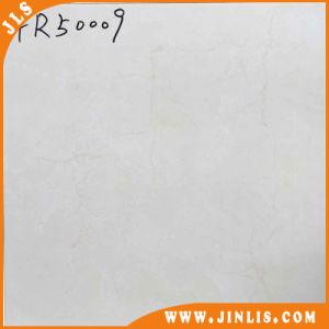 De opgepoetste Verglaasde Ceramische Verglaasde Witte Tegel van de Vloer (60600127)