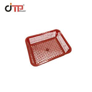 2018熱い販売のプラスチックバスケットの注入型