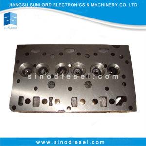 자동 엔진을%s Jiangsu 4jg2 실린더 해드