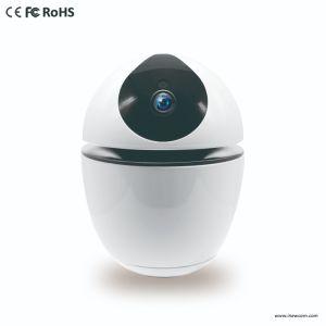 Automobile privata 1080P che segue la macchina fotografica a pile del IP di WiFi che supporta la scheda di deviazione standard 128g