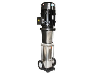 Bomba de presión de centrífugas centrifugas verticales