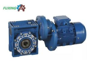 China Electric Motor DC, Gusano RV Caja de engranajes reductor de engranajes de gusano