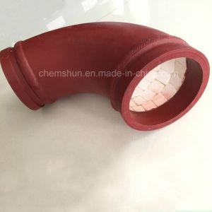 착용 보호를 위한 착용 저항하는 세라믹 일렬로 세워진 관