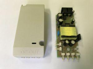 Nuovo 105 driver costante di tensione 24W 24V 1A LED con il FCC RoHS del Ce